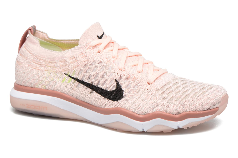 Chaussures de sport Nike W Air Zoom Fearless Fk Bionic Rose vue détail/paire