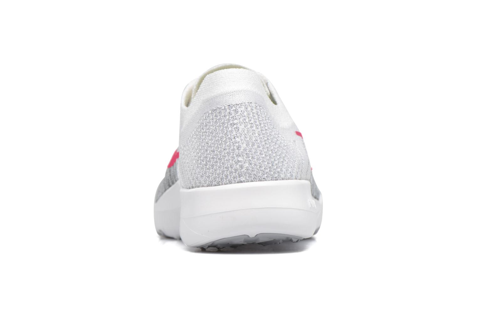 Chaussures de sport Nike Wmns Nike Free Tr Flyknit 2 Rose vue droite
