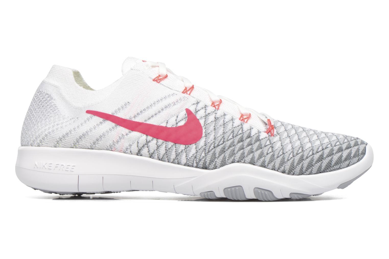 Sportschuhe Nike Wmns Nike Free Tr Flyknit 2 rosa ansicht von hinten