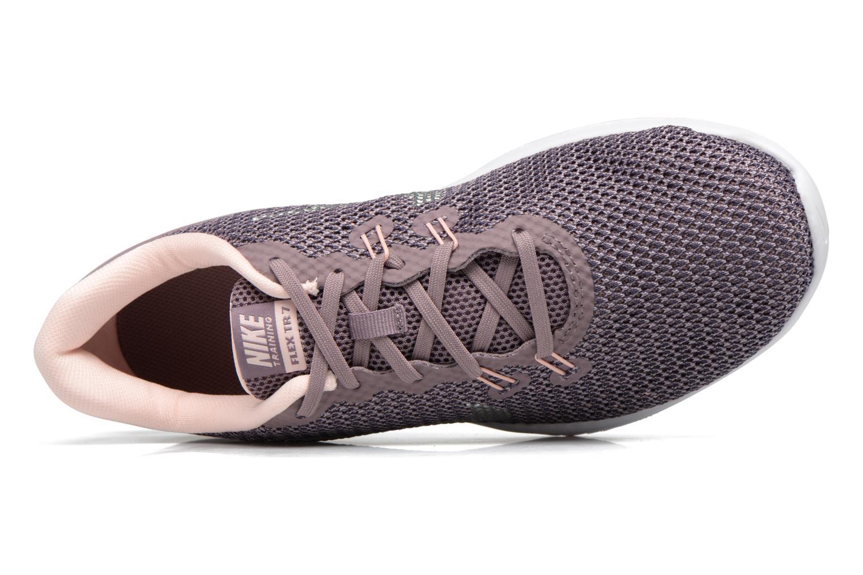 Zapatillas de deporte Nike W Nike Flex Trainer 7 Bionic Violeta      vista lateral izquierda