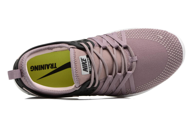 Chaussures de sport Nike Wmns Nike Free Tr 7 Bionic Noir vue gauche