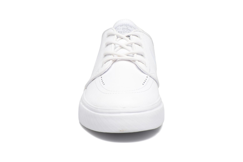 Nike Zoom Stefan Janoski L White/White-Wolf Grey