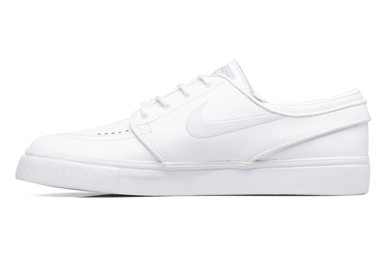 Sneakers Nike Nike Zoom Stefan Janoski L Wit voorkant