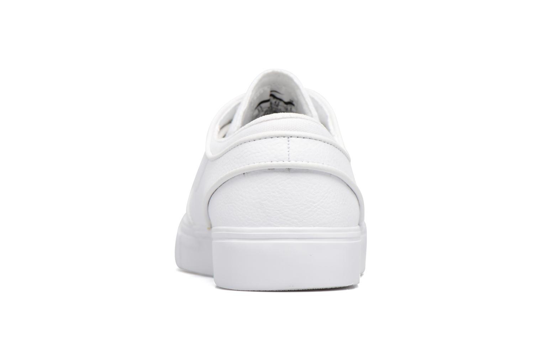 Baskets Nike Nike Zoom Stefan Janoski L Blanc vue droite