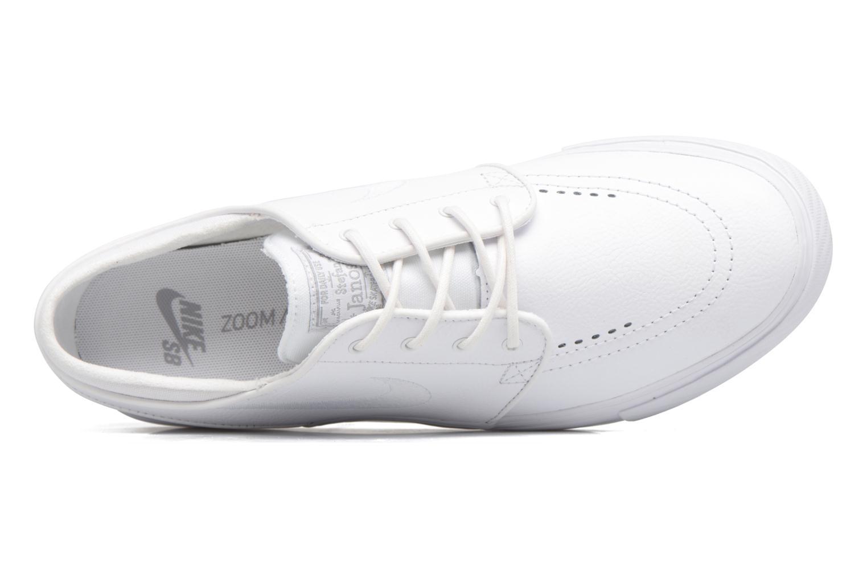 Sneakers Nike Nike Zoom Stefan Janoski L Wit links