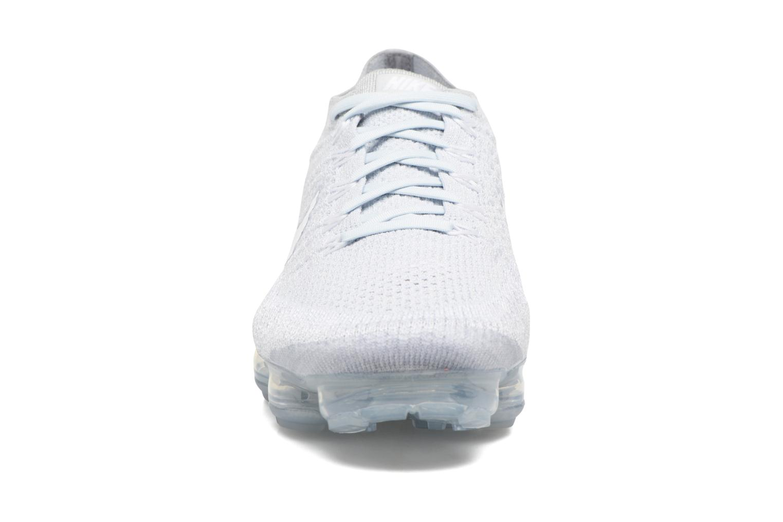 Chaussures de sport Nike Nike Air Vapormax Flyknit Bleu vue portées chaussures