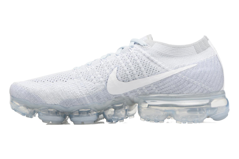 Chaussures de sport Nike Nike Air Vapormax Flyknit Bleu vue face