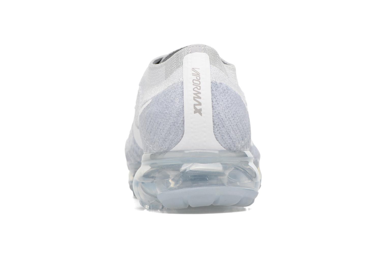 Chaussures de sport Nike Nike Air Vapormax Flyknit Bleu vue droite