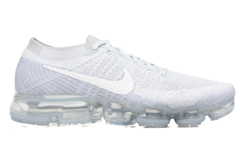 Chaussures de sport Nike Nike Air Vapormax Flyknit Bleu vue derrière