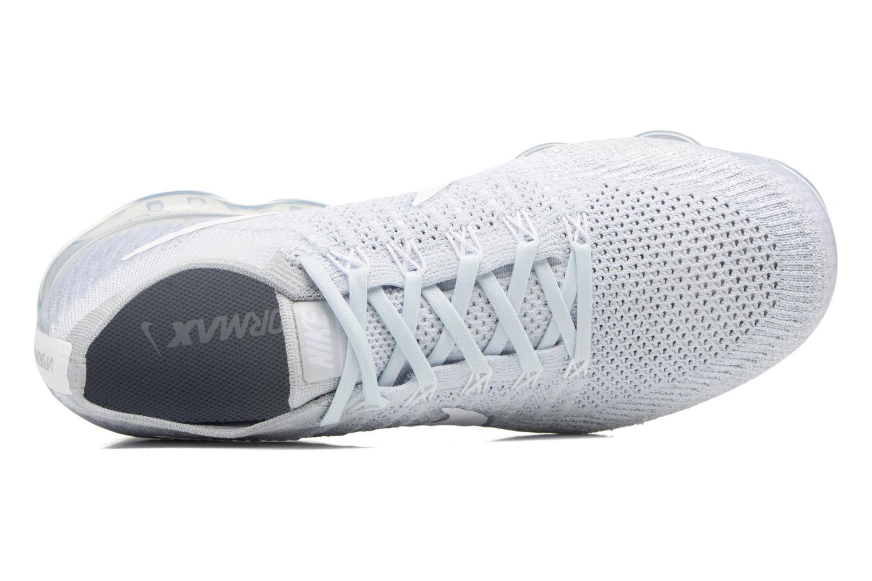 Chaussures de sport Nike Nike Air Vapormax Flyknit Bleu vue gauche