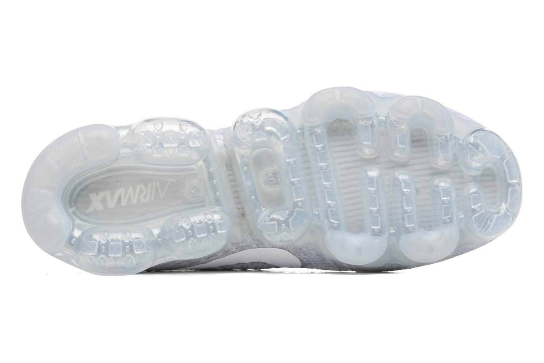 Chaussures de sport Nike Nike Air Vapormax Flyknit Bleu vue haut