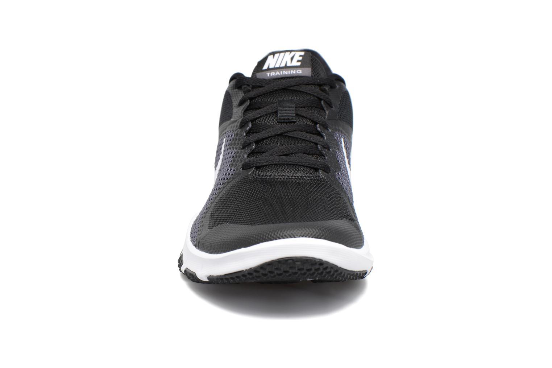 Chaussures de sport Nike Nike Flex Control Noir vue portées chaussures