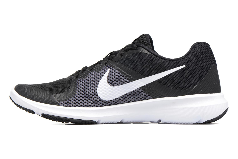 Chaussures de sport Nike Nike Flex Control Noir vue face