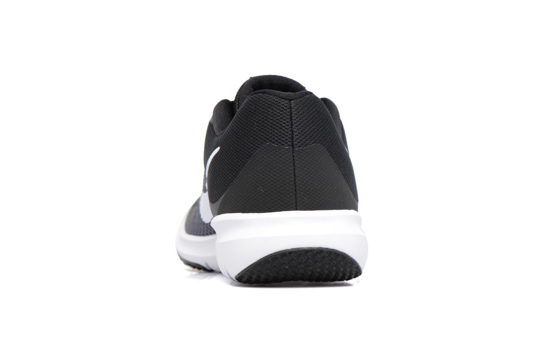 Chaussures de sport Nike Nike Flex Control Noir vue droite