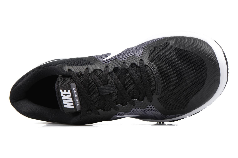Chaussures de sport Nike Nike Flex Control Noir vue gauche