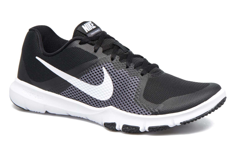 Chaussures de sport Nike Nike Flex Control Noir vue détail/paire
