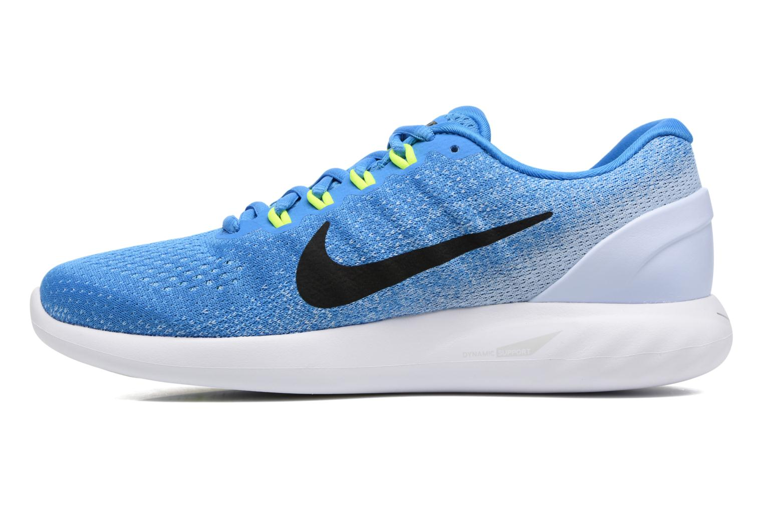 Sport shoes Nike Nike Lunarglide 9 Blue front view