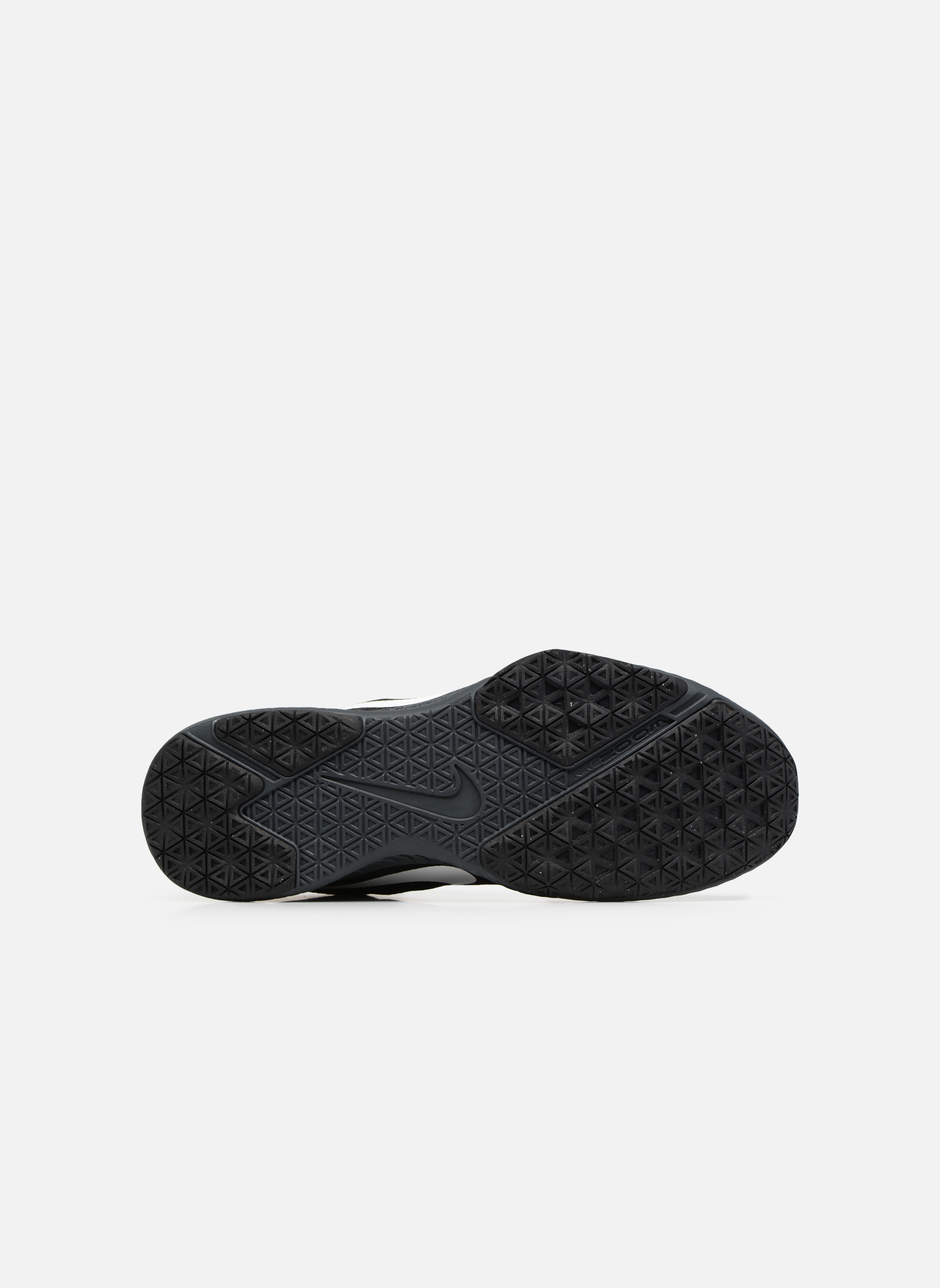 Sport shoes Nike Nike Zoom Domination Tr Black view from above