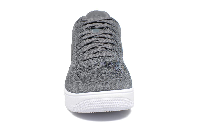 Af1 Ultra Flyknit Low Dark Grey/Dark Grey-White