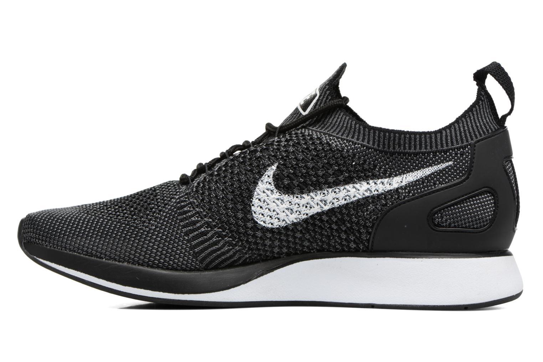 Sneakers Nike Air Zoom Mariah Flyknit Racer Zwart voorkant