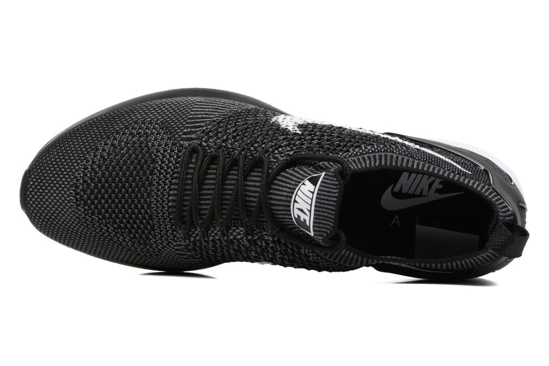 Baskets Nike Air Zoom Mariah Flyknit Racer Noir vue gauche