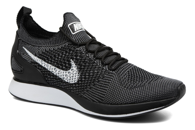 Baskets Nike Air Zoom Mariah Flyknit Racer Noir vue détail/paire