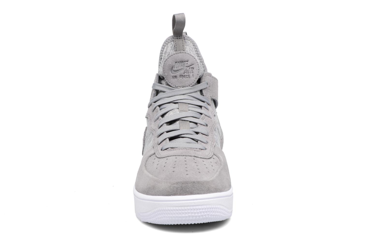 Air Force 1 Ultraforce Mid Prm Cool Grey/Cool Grey-White