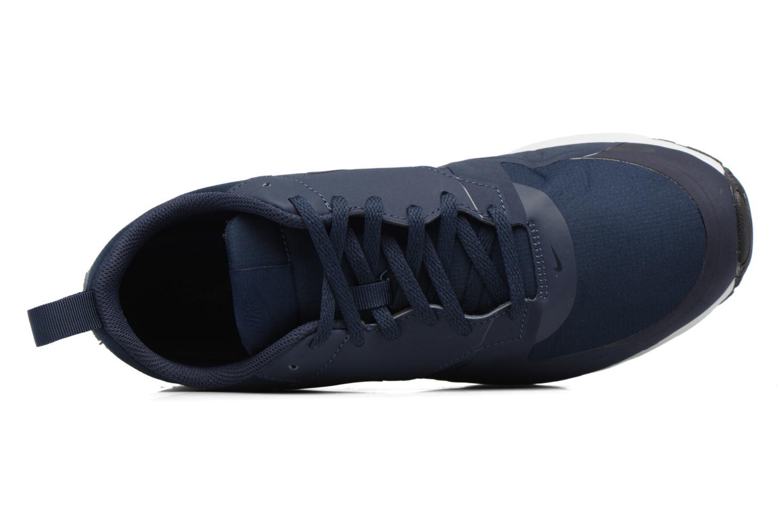 Baskets Nike Air Max Vision Prm Bleu vue 3/4