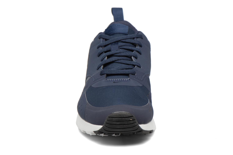 Baskets Nike Air Max Vision Prm Bleu vue portées chaussures