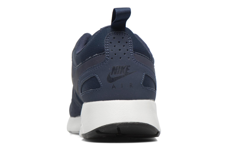Baskets Nike Air Max Vision Prm Bleu vue droite