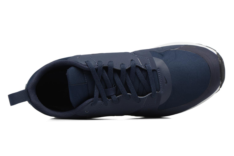 Baskets Nike Air Max Vision Prm Bleu vue gauche