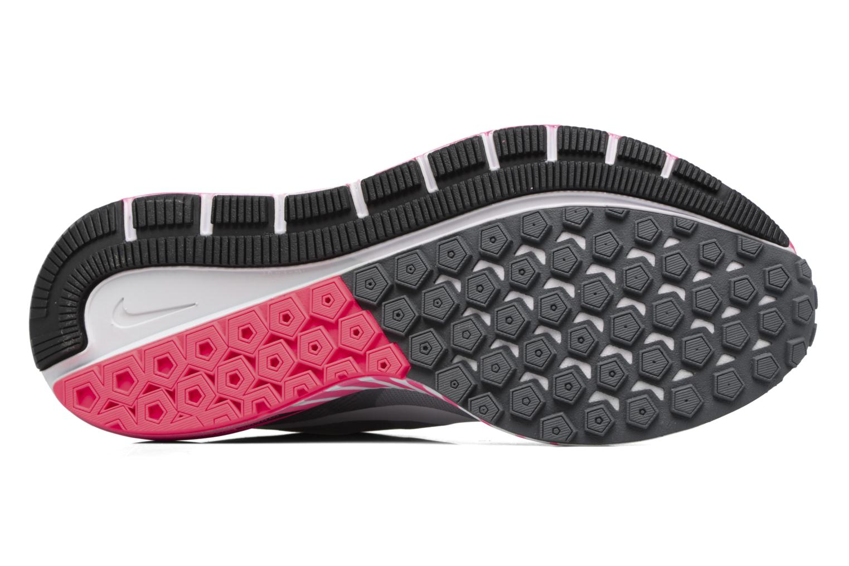 Chaussures de sport Nike W Nike Air Zoom Structure 21 Gris vue haut