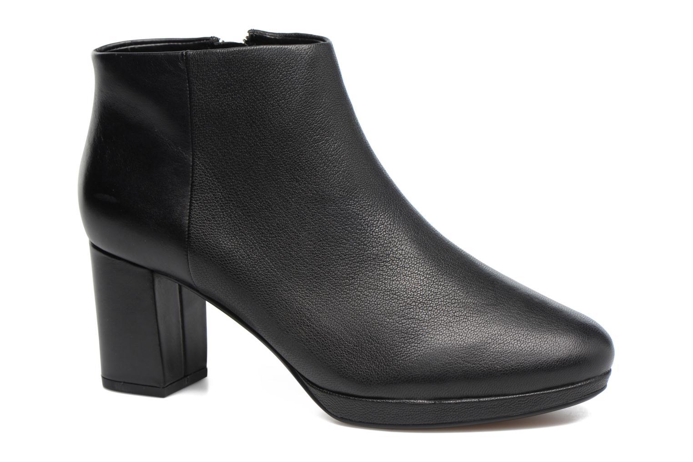 Ankle boots Clarks Kelda Nights Black detailed view/ Pair view