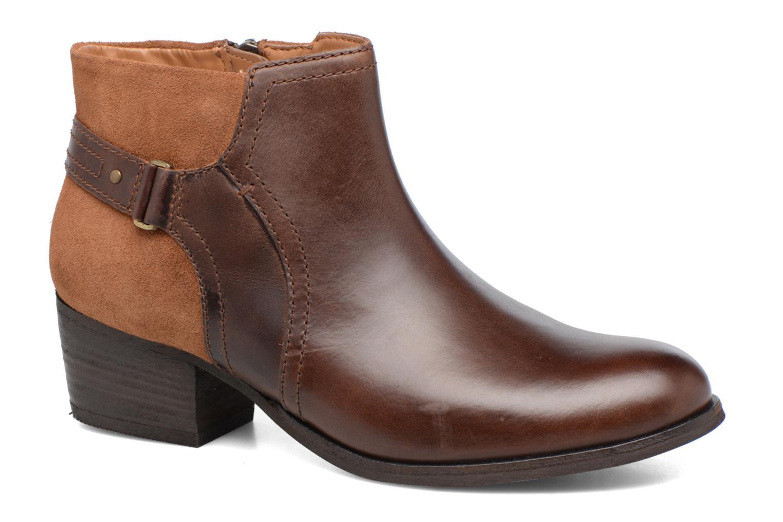 Grandes descuentos últimos zapatos Clarks (Marrón) Maypearl Lilac (Marrón) Clarks - Botines  Descuento 298b7b
