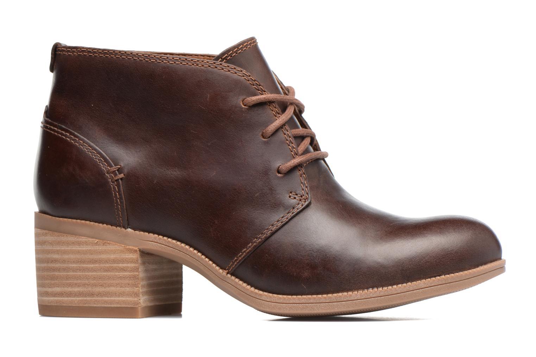 Chaussures à lacets Clarks Maypearl Flora Marron vue derrière