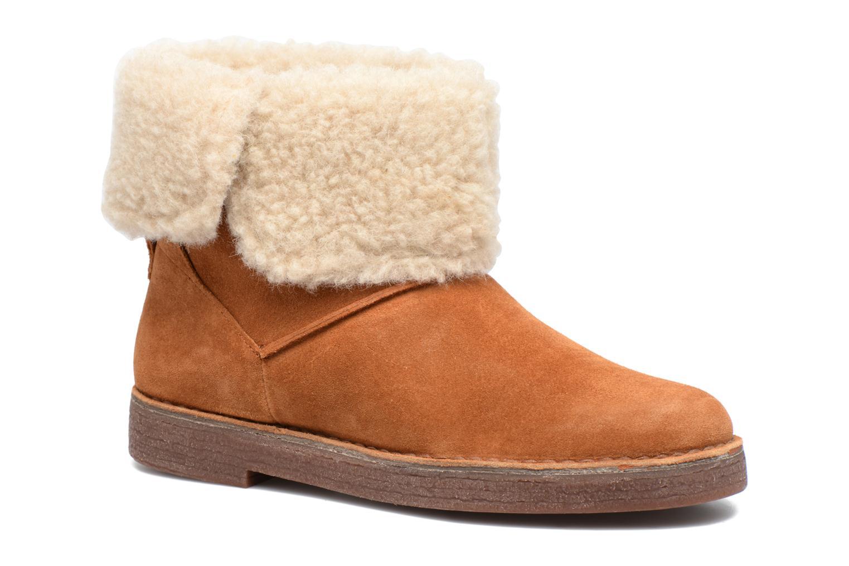 Grandes descuentos últimos zapatos Clarks Drafty Haze (Marrón) - Botines  Descuento