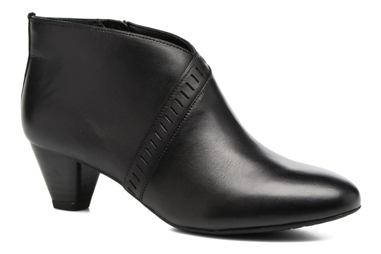 Bottines et boots Clarks Denny Frances Noir vue détail/paire