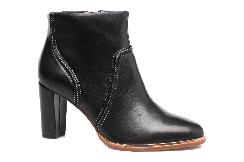 Bottines et boots Clarks Ellis Betty Noir vue détail/paire
