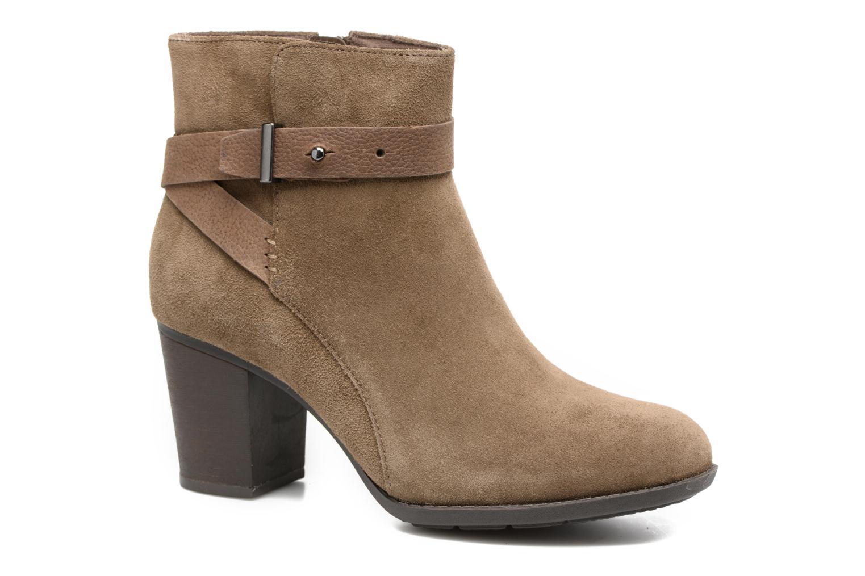 Bottines et boots Clarks Enfield Sari Beige vue détail/paire