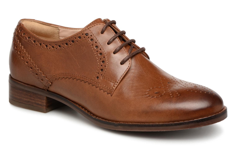 Descuento por tiempo limitado Clarks Netley Rose (Marrón) - Zapatos con cordones en Más cómodo