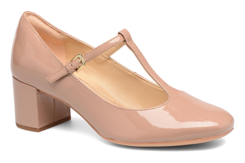Grandes descuentos últimos zapatos Clarks Orabella Fern (Beige) - Zapatos de tacón Descuento