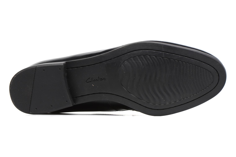 Tilmont Zoe Black leather