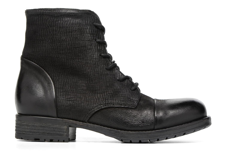 Bottines et boots Clarks Adelia Stone Noir vue derrière