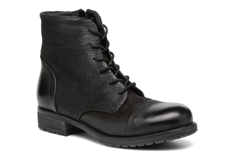 Bottines et boots Clarks Adelia Stone Noir vue détail/paire