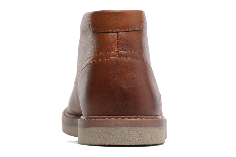 Bottines et boots Clarks Bonnington Top Marron vue droite