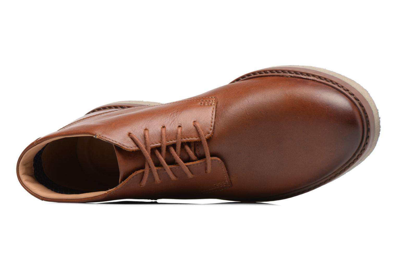 Bottines et boots Clarks Bonnington Top Marron vue gauche