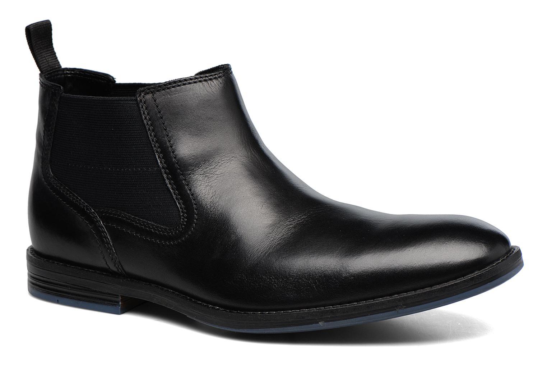 Prangley Top Black leather