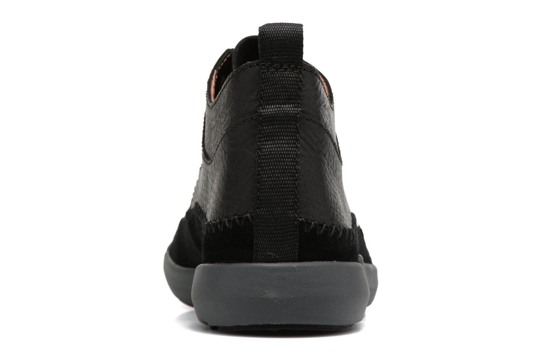 Sneakers Clarks Trifri Hi Zwart rechts