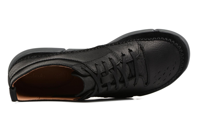Sneakers Clarks Trifri Hi Zwart links
