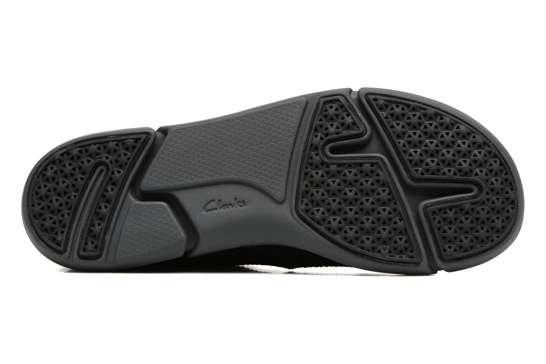 Sneakers Clarks Trifri Hi Zwart boven